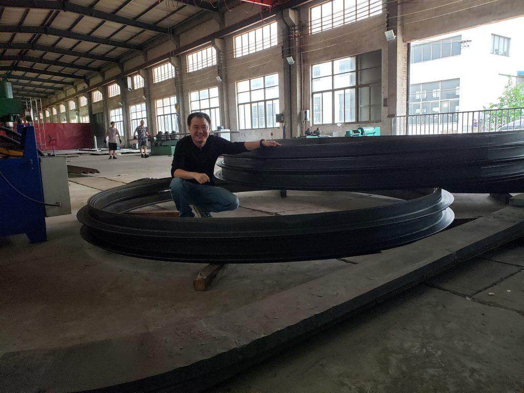 bent angle iron profiles