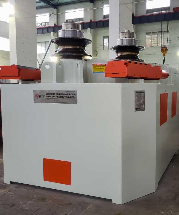 W24S-180 Profile Bending Machine