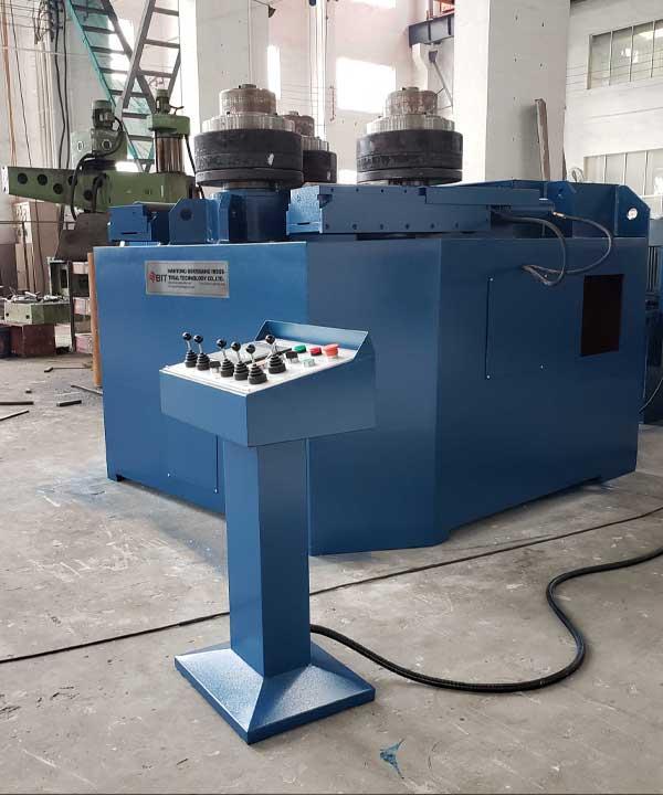 W24S-250 Profile Bending Machine