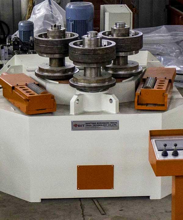W24S-45 Profile Bending Machine
