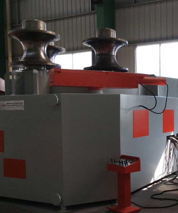 W24S-500 Profile Bending Machine