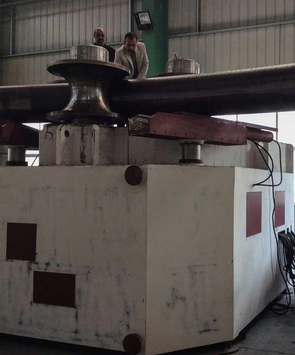 W24S-600 Profile Bending Machine